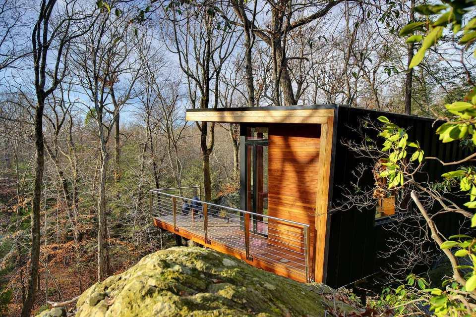 moderní-studio-v-lese-4