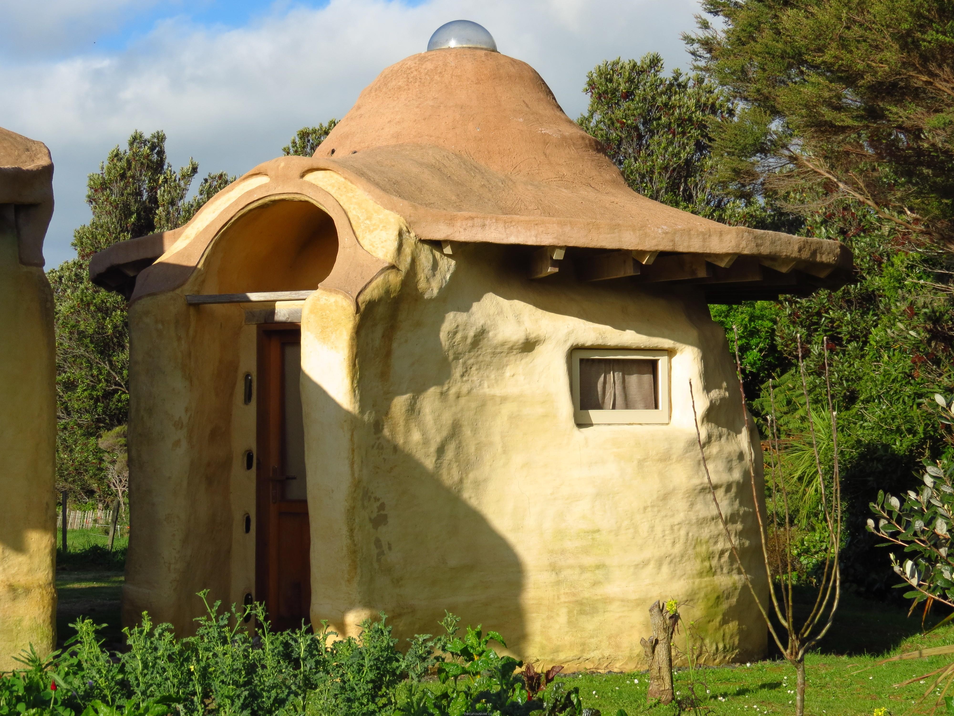 Hliněné domky