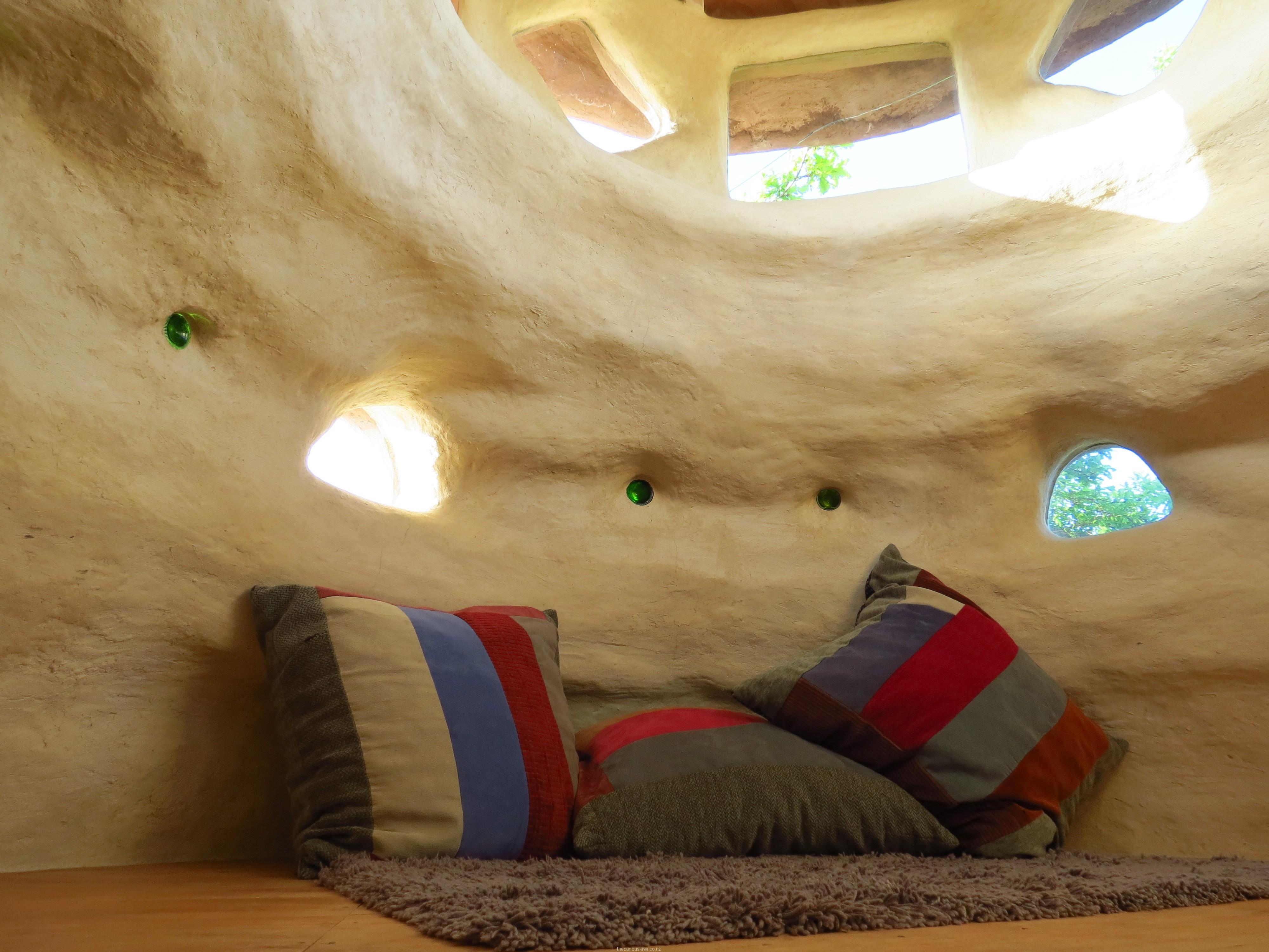Hliněný domek
